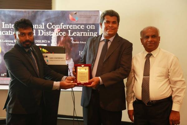 4th International Conference on Education and Distance Learning